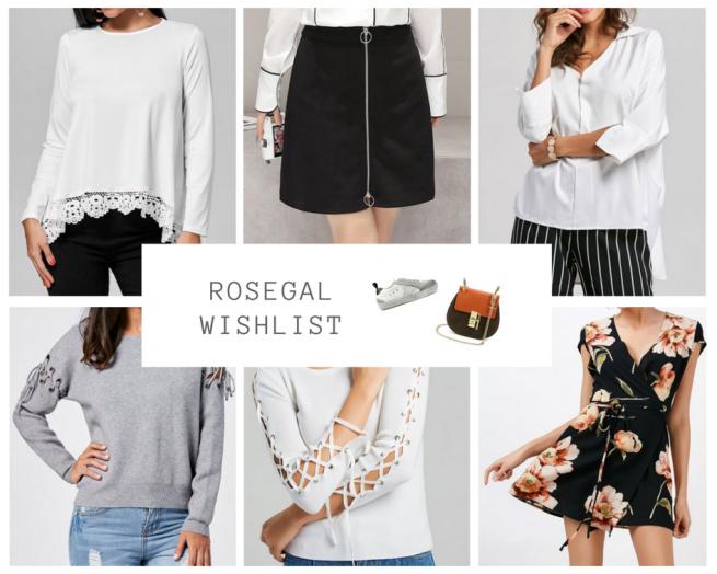 ROSEGAL WISHLIST